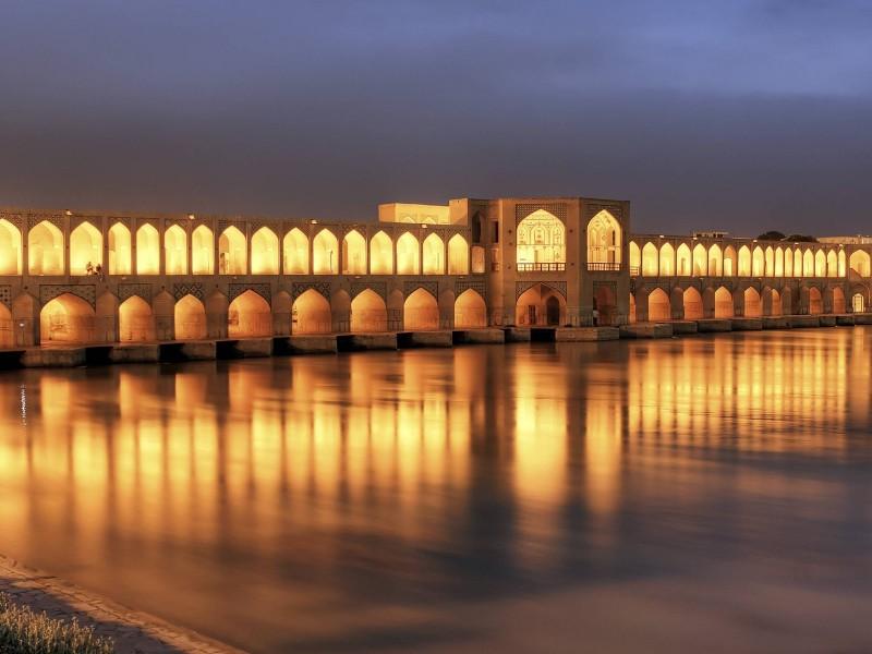 khaju-bridge-isfahan-iran