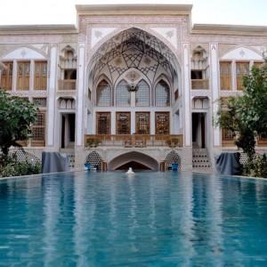 Mahinestan Raheb Hotel a Kashan
