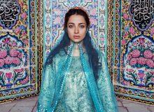 nasirol molk mosque in shiraz.iran tour.iran photo.color and happy time