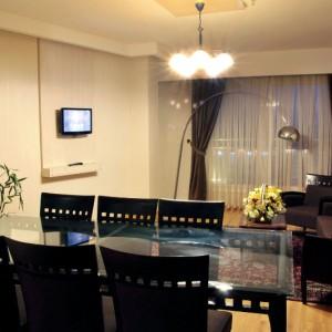 safir hotel room