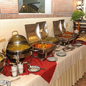 setareh hotel food menu.iran