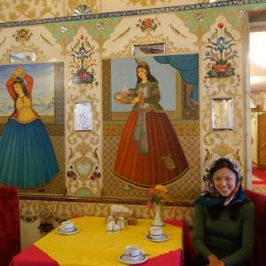 travelers in Abbasi hotel .