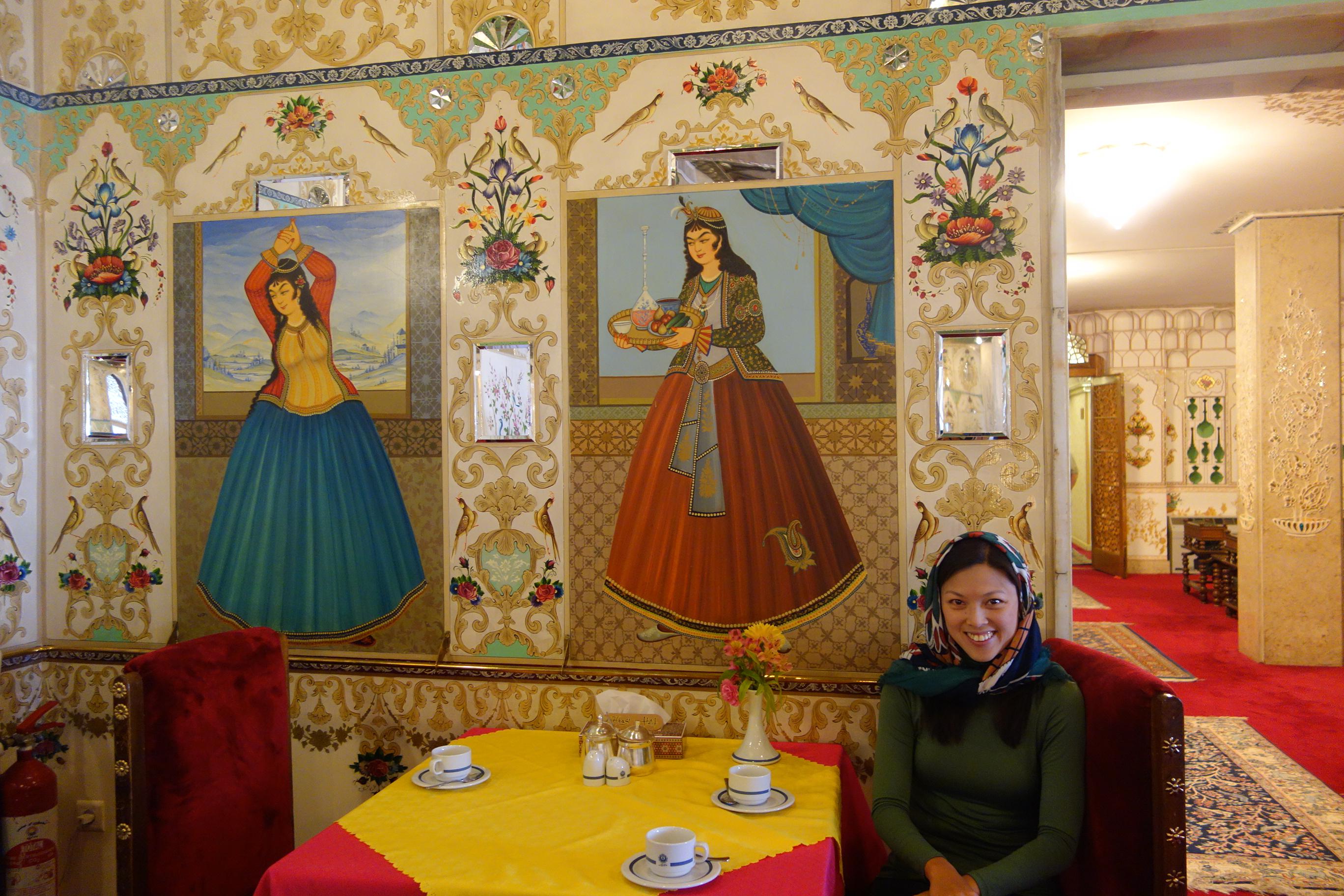 Abbasi Hotel Isfahan Friendly Iran